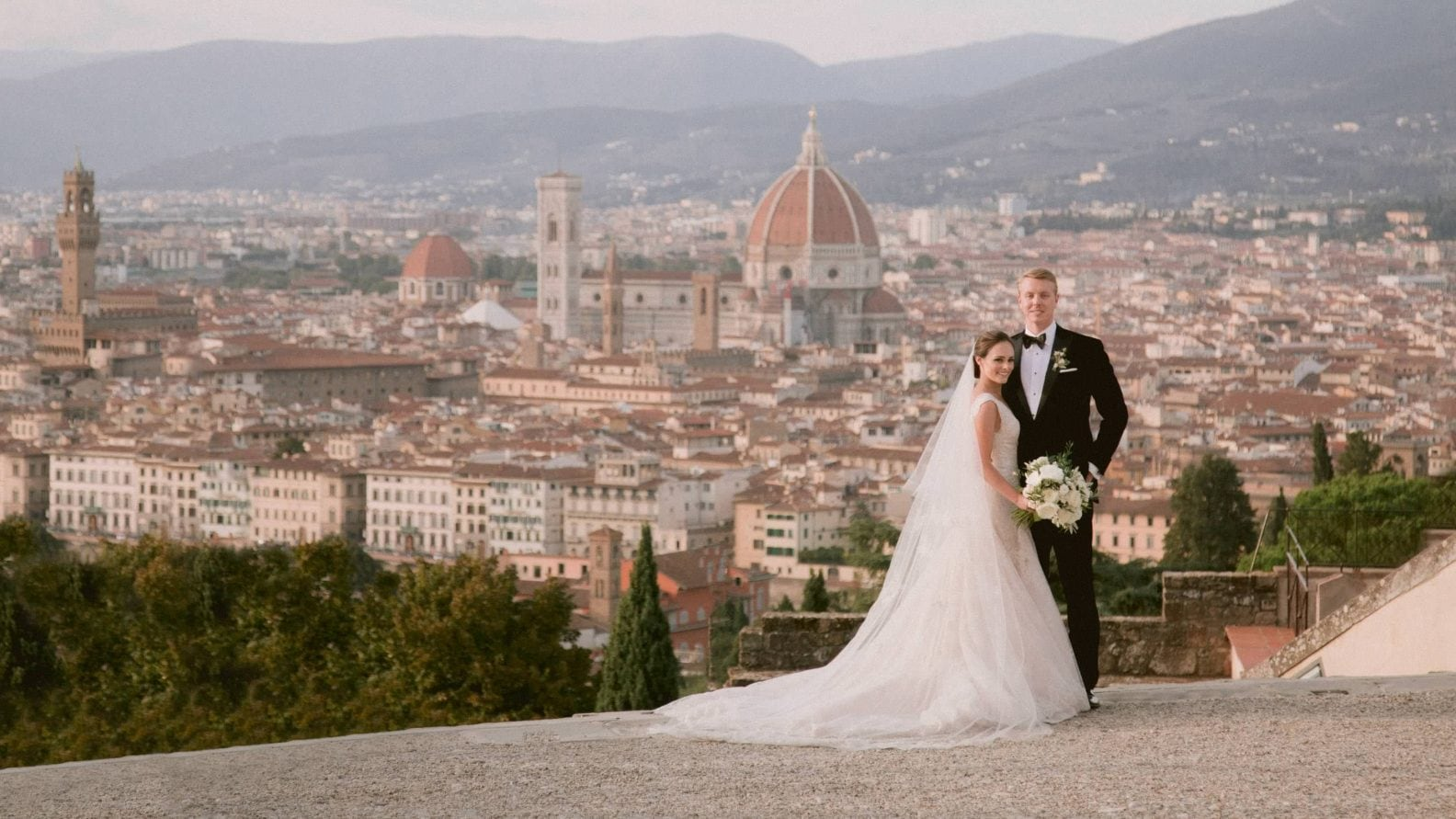 wedding photographer in Florence italy