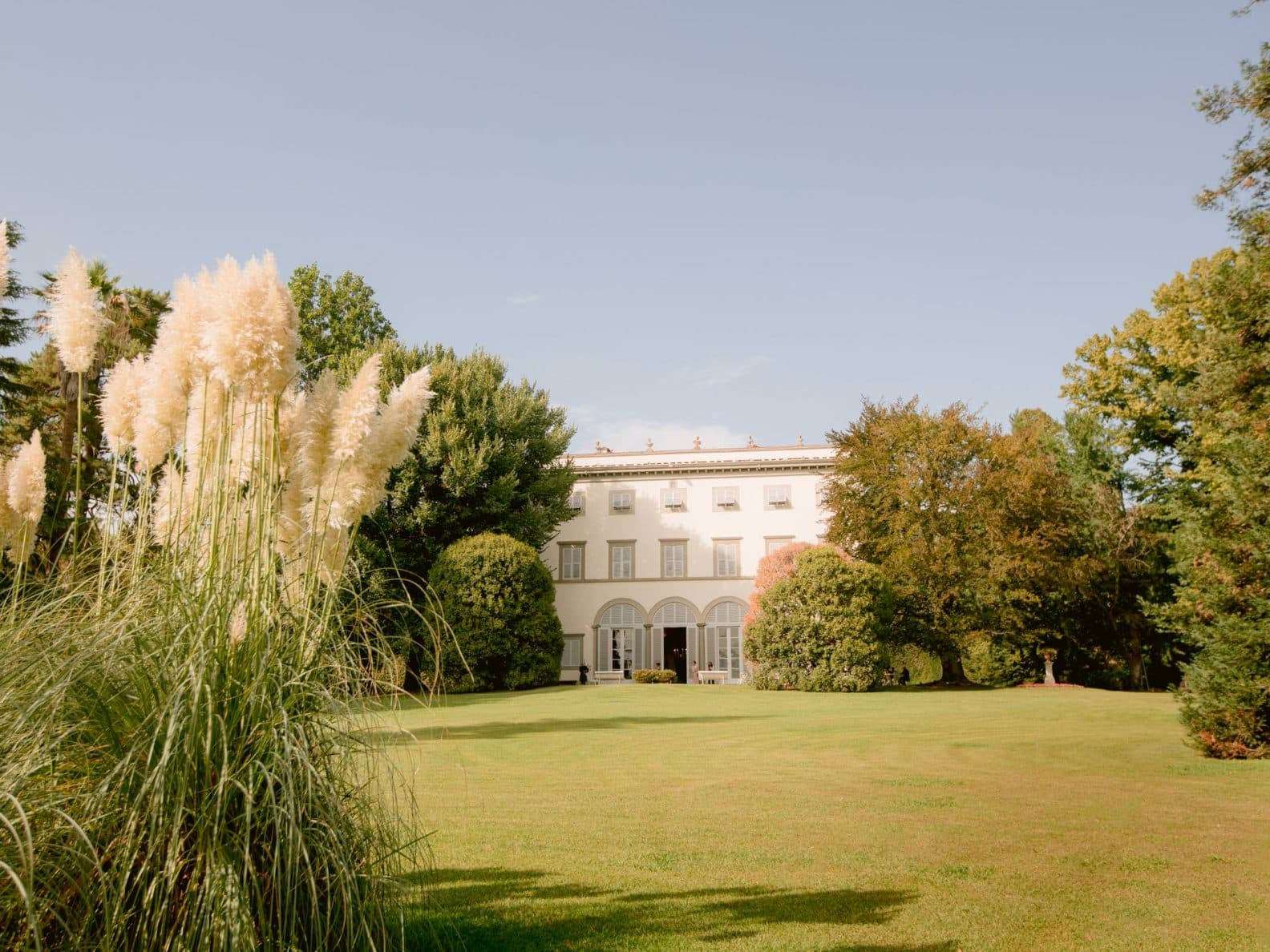 Villa Grabau in Lucca