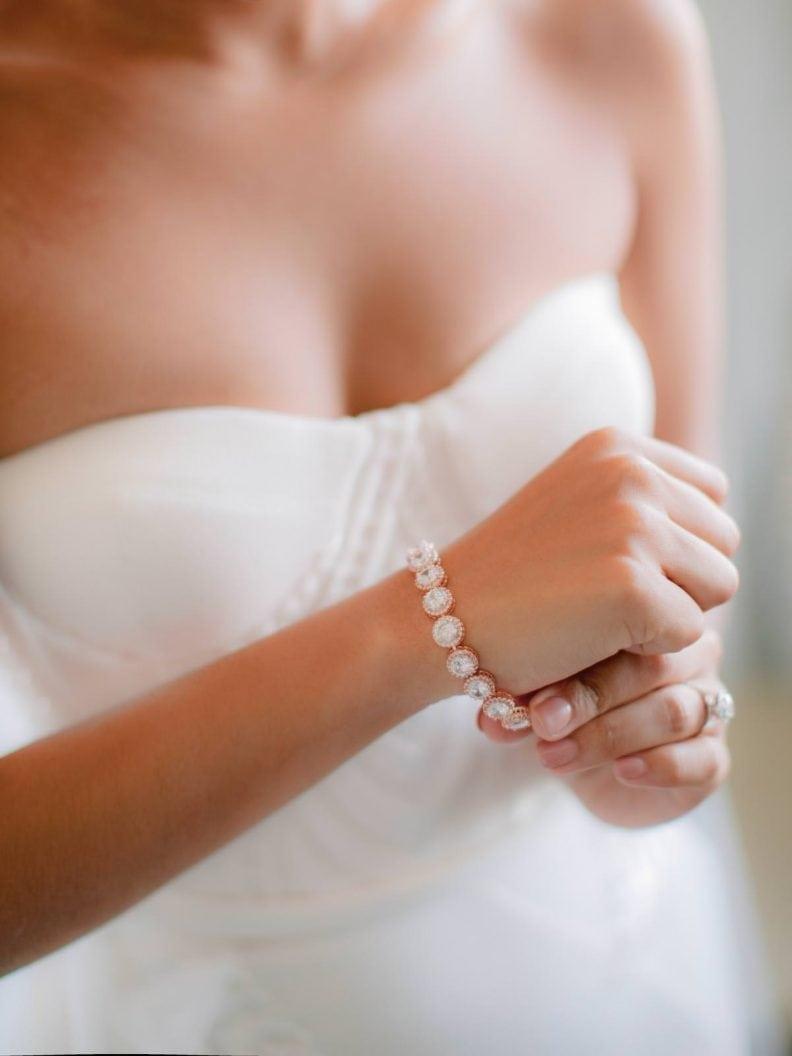 bridal precoius bracelet