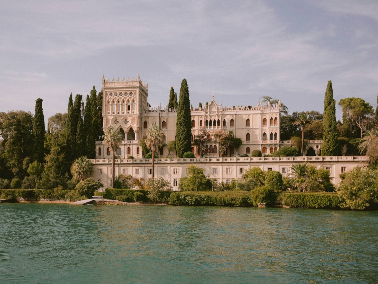 Isola del Garda is the best wedding venue on the Garda Lake