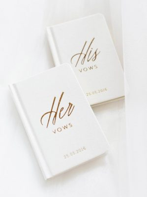 books for vows