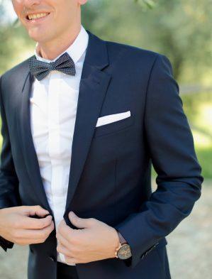 groom's detail