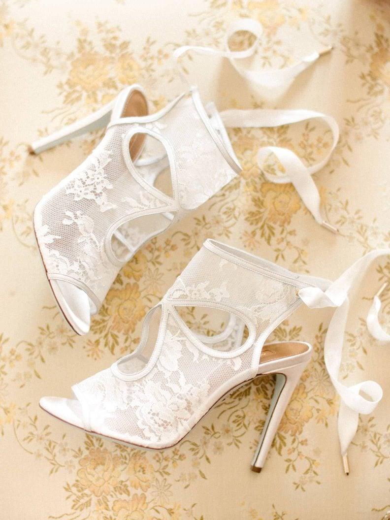 Acquazurra Firenze Bridal Shoes