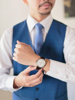 groom's watch