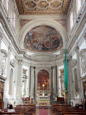 chiesa di san firenze indoor