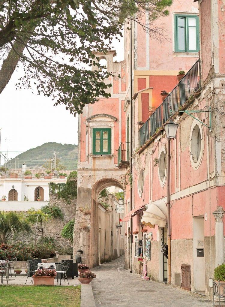 architecture of ravello