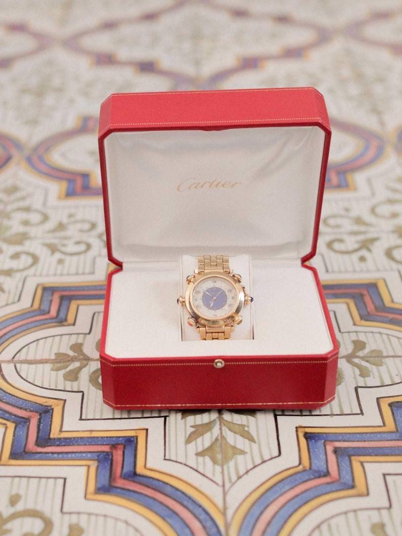 cartier vintage watch