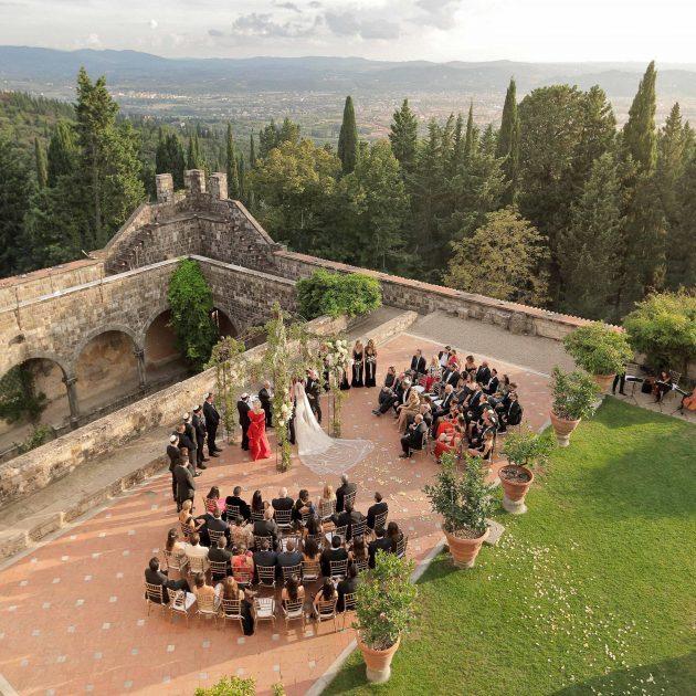 castle wedding with cindy salgado