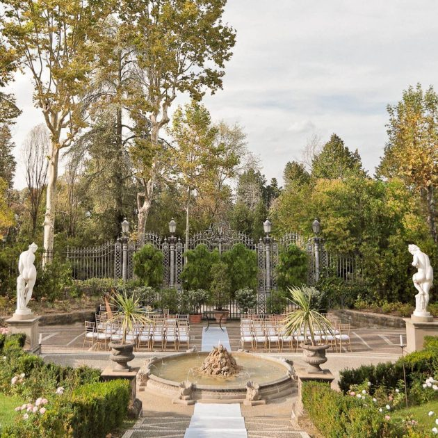 wedding at villa cora in florence