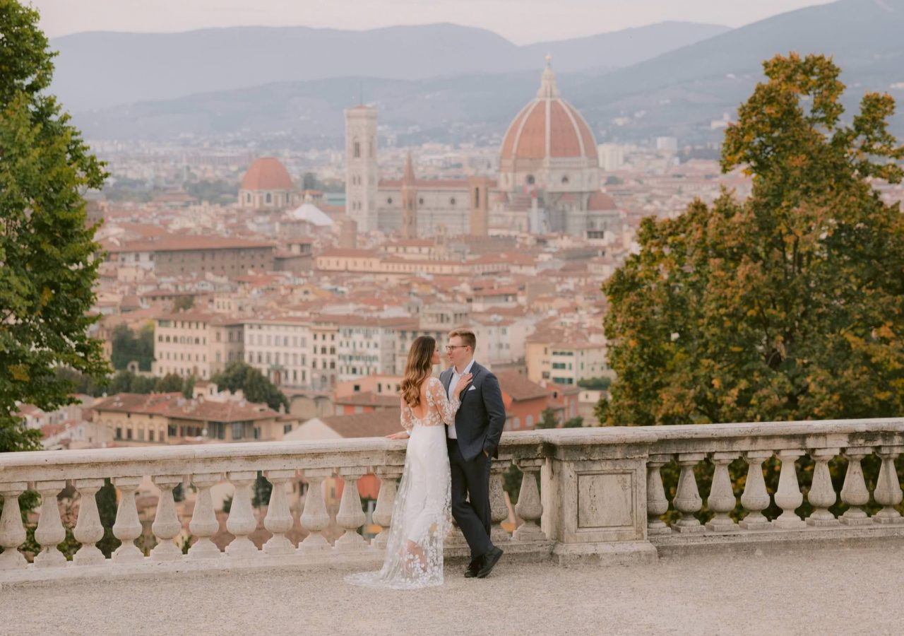 the best wedding photographers in Florence