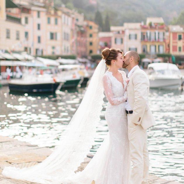 dreamy wedding in Portofino
